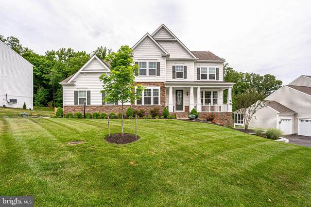 41684 Wakehurst Place, LEESBURG, VA 20176 (#VALO413358) :: The Vashist Group