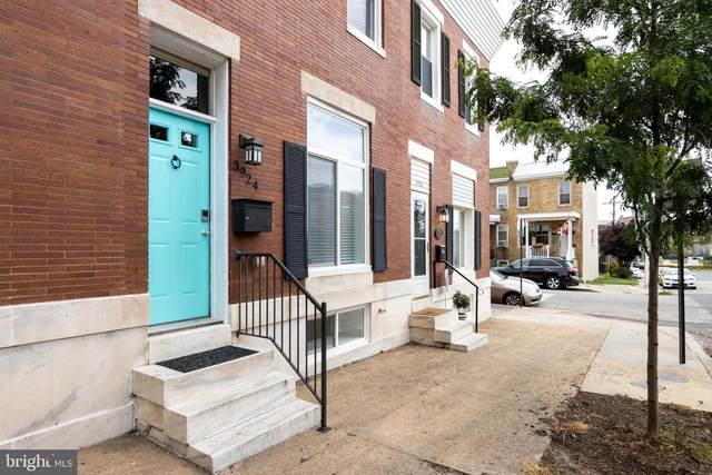 3924 Foster Avenue, BALTIMORE, MD 21224 (#MDBA513286) :: Shamrock Realty Group, Inc