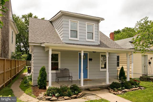 337 Virginia Avenue, WINCHESTER, VA 22601 (#VAWI114608) :: The MD Home Team