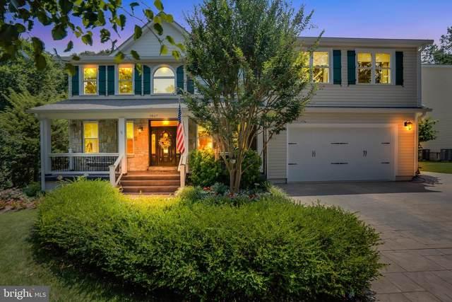 7827 Newington Woods Drive, SPRINGFIELD, VA 22153 (#VAFX1134466) :: Fairfax Realty of Tysons