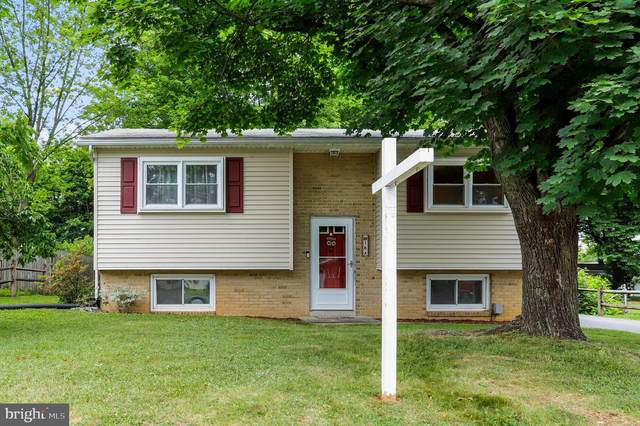 16-A Elm Street, THURMONT, MD 21788 (#MDFR265718) :: AJ Team Realty