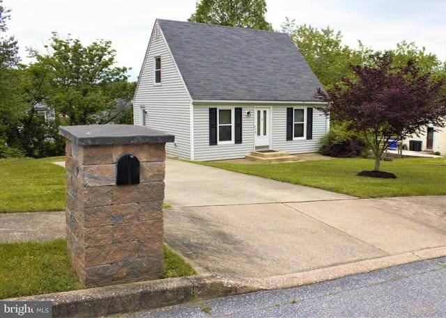 6 Donalds Lane, MOUNT AIRY, MD 21771 (#MDFR265750) :: Colgan Real Estate