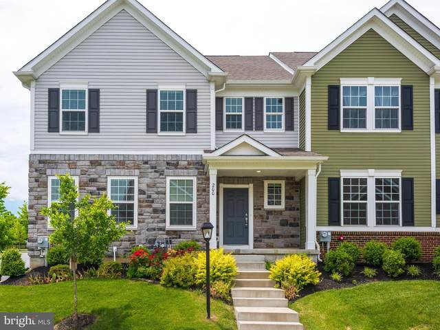 200 Hanover Court, CHESTER SPRINGS, PA 19425 (#PACT508502) :: The John Kriza Team
