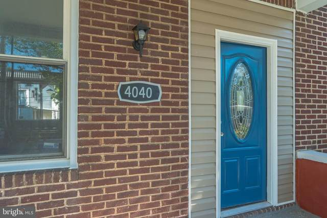 4040 W Cold Spring Lane, BALTIMORE, MD 21215 (#MDBA513388) :: AJ Team Realty