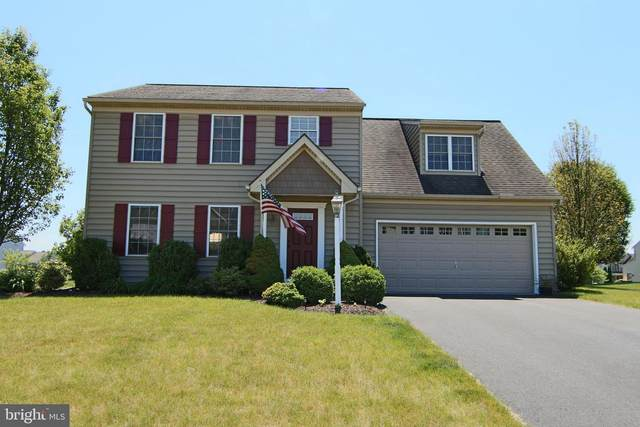 429 Pebble Beach Drive, MOUNT WOLF, PA 17347 (#PAYK139400) :: Younger Realty Group