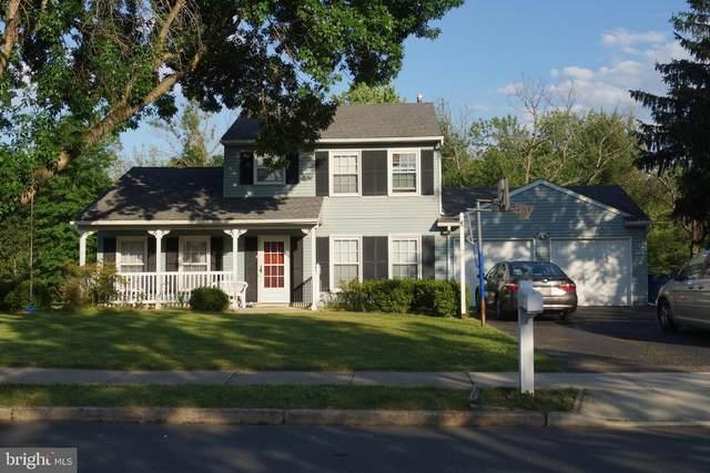 70 Parker Road, PLAINSBORO, NJ 08536 (#NJMX124178) :: Linda Dale Real Estate Experts
