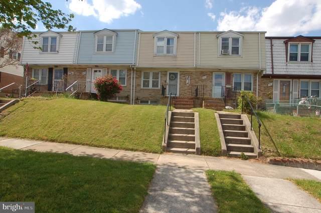 3614 Benson Avenue, BALTIMORE, MD 21227 (#MDBA513418) :: Larson Fine Properties