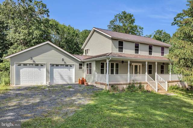 7779 Critton Owl Hollow Road, SLANESVILLE, WV 25444 (#WVHS114256) :: Jennifer Mack Properties