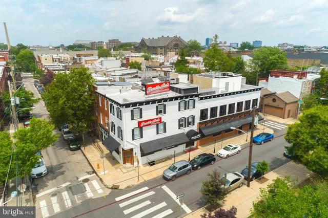 741 N 23RD Street, PHILADELPHIA, PA 19130 (#PAPH904166) :: Larson Fine Properties