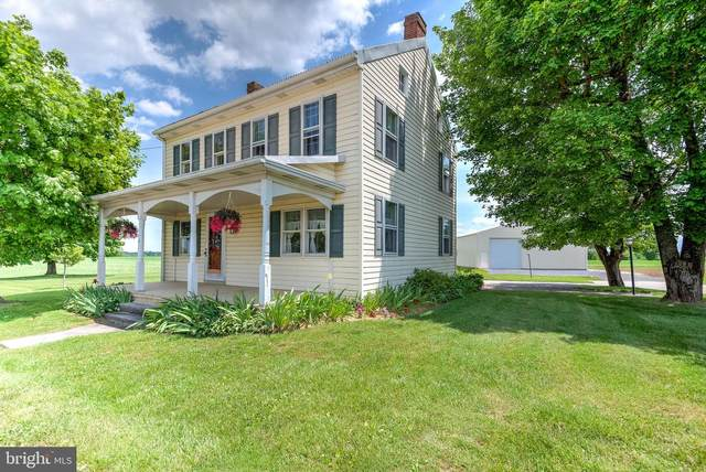 2245 Bon Ox Road, NEW OXFORD, PA 17350 (#PAAD111840) :: The Joy Daniels Real Estate Group