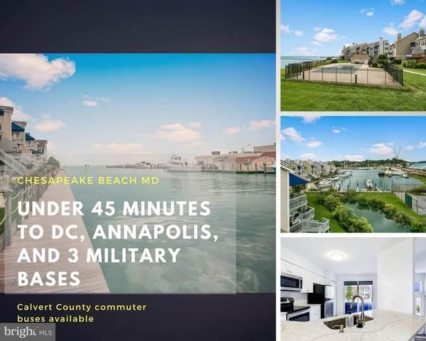8092 Windward Key Drive, CHESAPEAKE BEACH, MD 20732 (#MDCA176902) :: LoCoMusings
