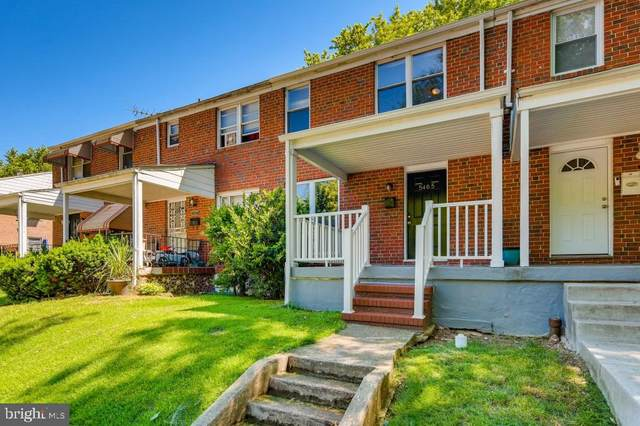 5465 Moores Run Drive, BALTIMORE, MD 21206 (#MDBA513458) :: AJ Team Realty