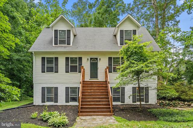 5004 Dogwood Drive, WARRENTON, VA 20187 (#VAFQ165926) :: Larson Fine Properties