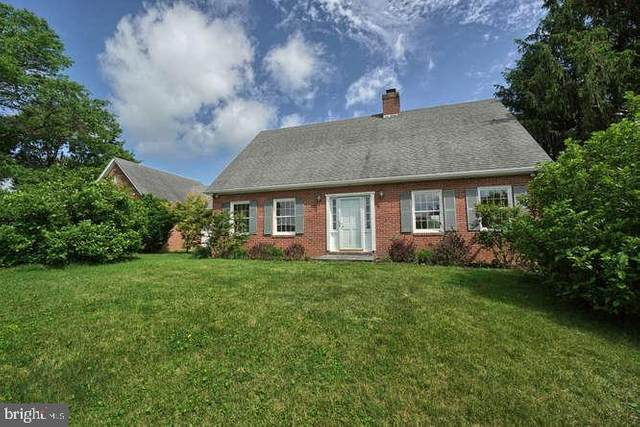 2018 Point Of Rocks Road, KNOXVILLE, MD 21758 (#MDFR265822) :: The Bob & Ronna Group