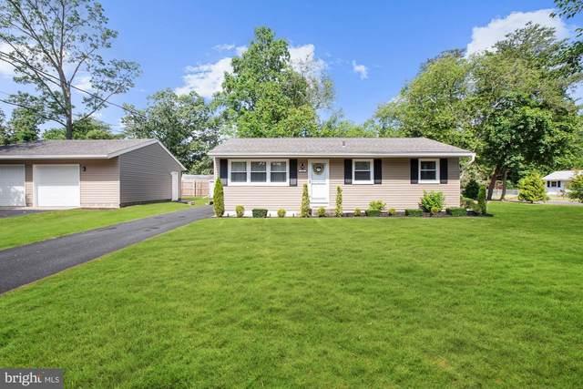 420 Hickory Lane, MOUNT LAUREL, NJ 08054 (#NJBL374538) :: Holloway Real Estate Group