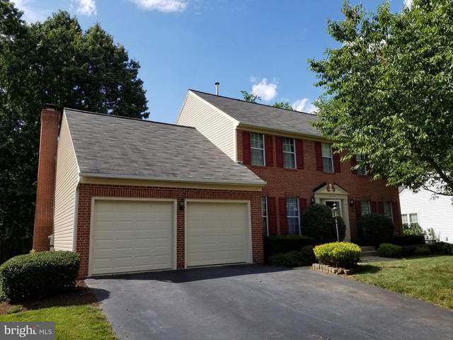 5514 Newhall Court, CENTREVILLE, VA 20120 (#VAFX1134834) :: Tom & Cindy and Associates