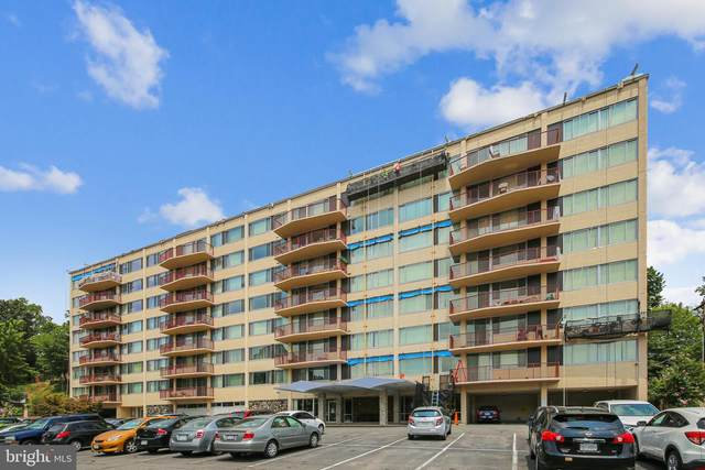 5353 Columbia Pike #405, ARLINGTON, VA 22204 (#VAAR164388) :: Arlington Realty, Inc.