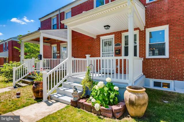 1921 Wadsworth Way, BALTIMORE, MD 21239 (#MDBA513536) :: Jim Bass Group of Real Estate Teams, LLC