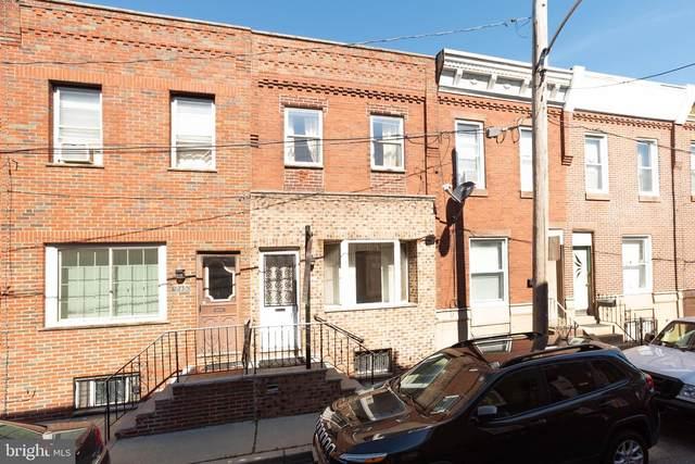 2228 S Opal Street, PHILADELPHIA, PA 19145 (#PAPH904456) :: RE/MAX Advantage Realty