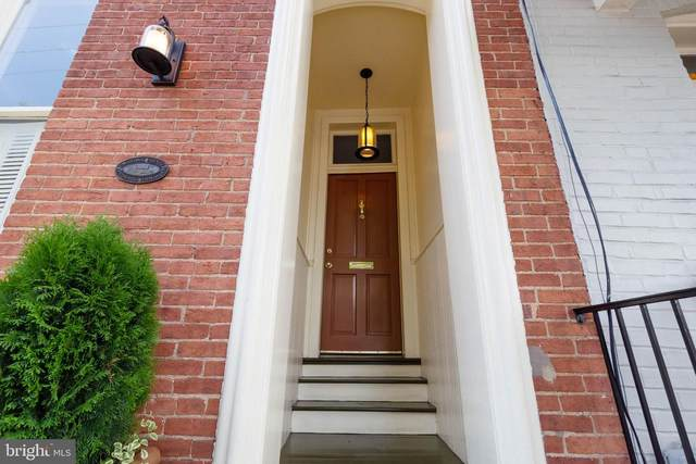 142 W Church Street, FREDERICK, MD 21701 (#MDFR265844) :: The Steve Crifasi Real Estate Group