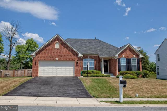 1350 Wheatley Drive, EMMITSBURG, MD 21727 (#MDFR265846) :: The Licata Group/Keller Williams Realty