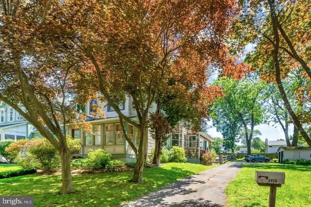 1176 Muhlenberg Avenue, SWARTHMORE, PA 19081 (#PADE520614) :: The John Kriza Team
