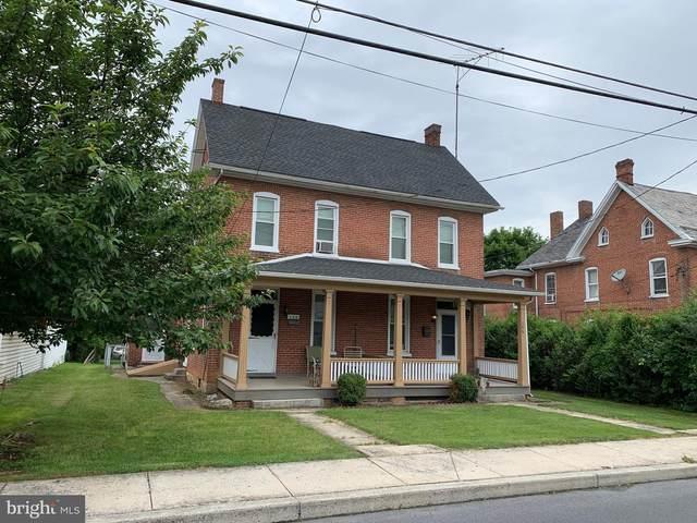 144-146 North Allison, GREENCASTLE, PA 17225 (#PAFL173214) :: Colgan Real Estate
