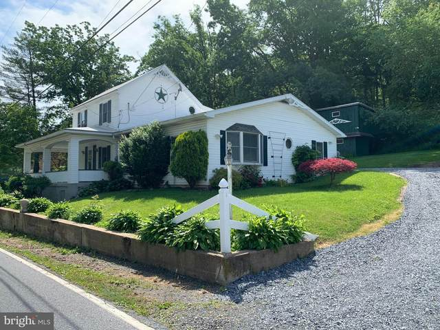 89 Molleystown Road, PINE GROVE, PA 17963 (#PASK131052) :: The Craig Hartranft Team, Berkshire Hathaway Homesale Realty