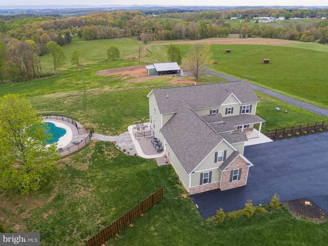 13316 Jesse Smith Road, MOUNT AIRY, MD 21771 (#MDFR265858) :: The Licata Group/Keller Williams Realty