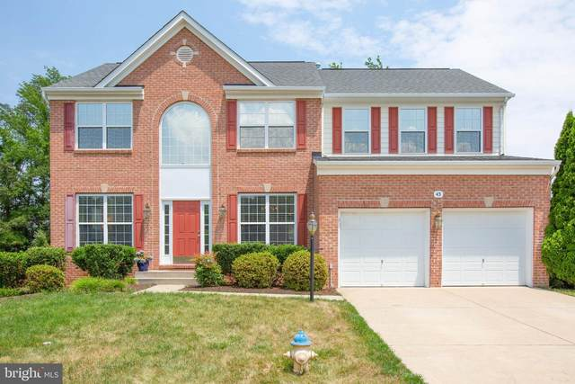 43 Lansberry Park Drive, FREDERICKSBURG, VA 22405 (#VAST222900) :: SURE Sales Group