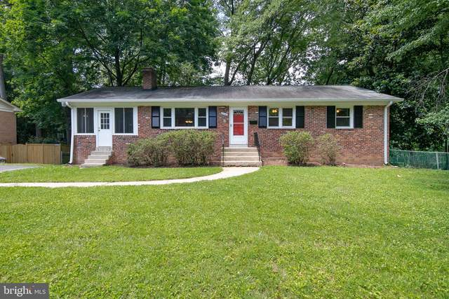 2540 Kirklyn Street, FALLS CHURCH, VA 22043 (#VAFX1134916) :: Debbie Dogrul Associates - Long and Foster Real Estate