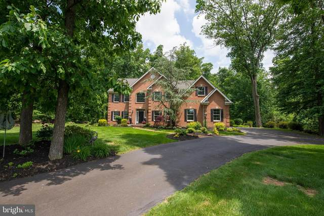 9215 Rosewood Drive, EAST GREENVILLE, PA 18041 (#PALH114220) :: Larson Fine Properties