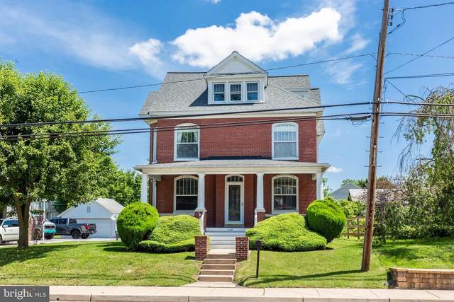 309 E Baltimore Street, TANEYTOWN, MD 21787 (#MDCR197310) :: The Putnam Group