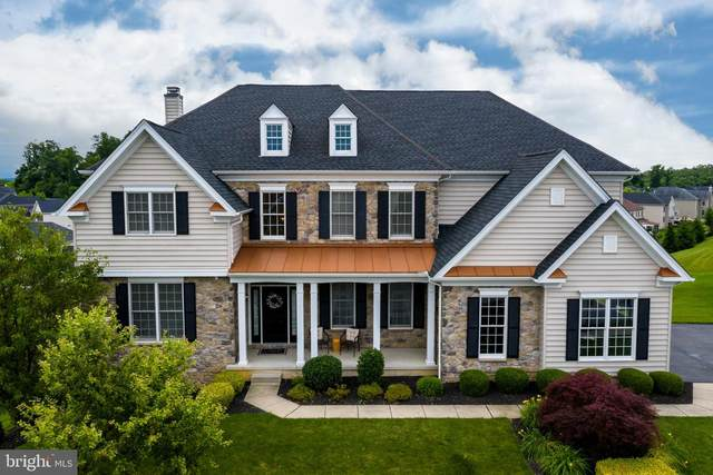 3995 Powell Road, CHESTER SPRINGS, PA 19425 (#PACT508672) :: Shamrock Realty Group, Inc