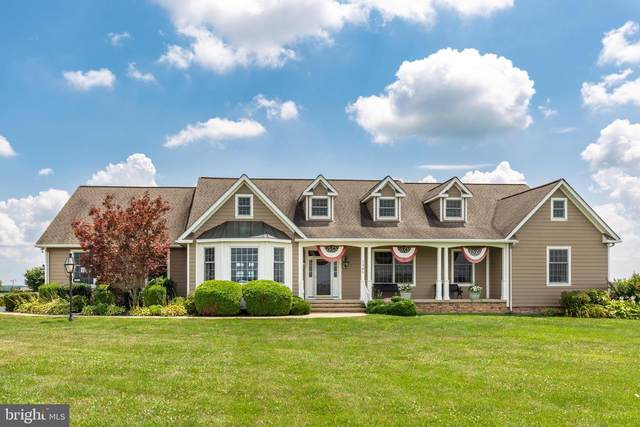 1485 S Keysville Road, DETOUR, MD 21757 (#MDCR197314) :: ExecuHome Realty