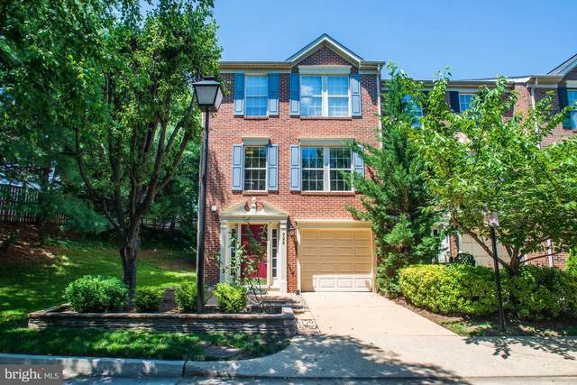 925 Rolfe Place, ALEXANDRIA, VA 22314 (#VAAX247402) :: The Bob & Ronna Group