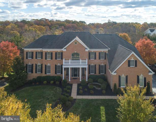 5413 Fishers Hill Way, HAYMARKET, VA 20169 (#VAPW497246) :: The Bob & Ronna Group