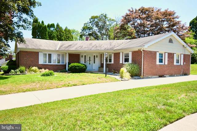 311 Linwood Avenue, BEL AIR, MD 21014 (#MDHR248040) :: The Licata Group/Keller Williams Realty