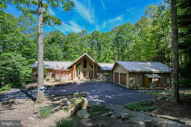 325 Pond Lily Lane, TERRA ALTA, WV 26764 (#WVPR103954) :: Great Falls Great Homes