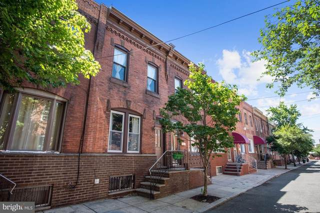 2413 S Woodstock Street, PHILADELPHIA, PA 19145 (#PAPH904864) :: Shamrock Realty Group, Inc