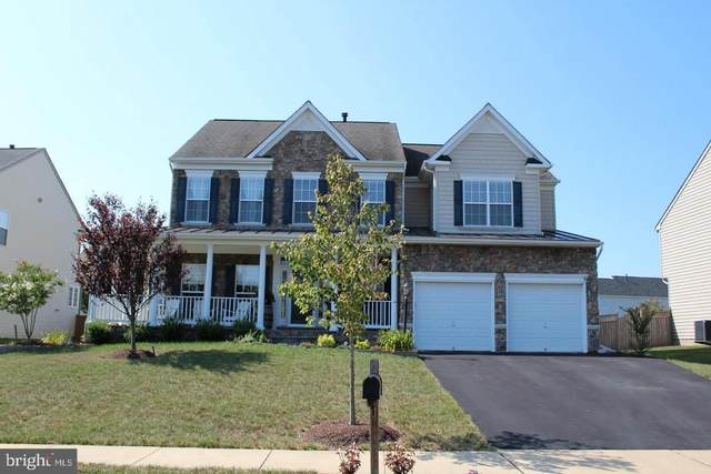 225 Mackenzie Lane, STEPHENSON, VA 22656 (#VAFV158048) :: AJ Team Realty