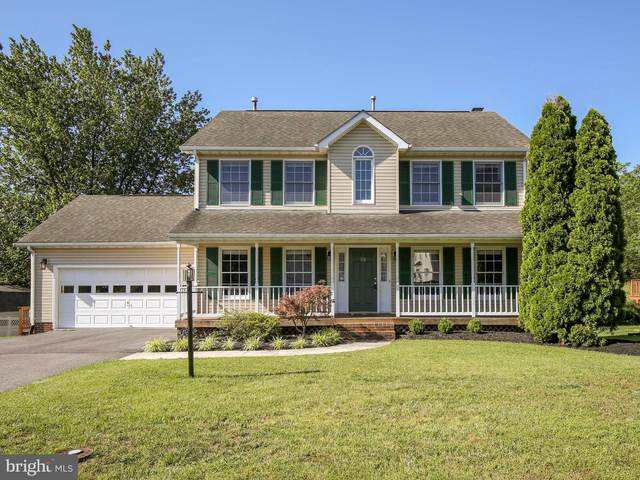 116 Old Wagon Road, WINCHESTER, VA 22602 (#VAFV158050) :: AJ Team Realty
