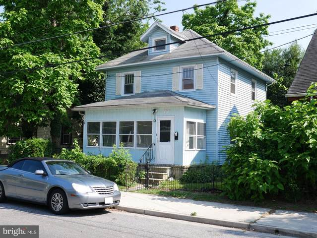77 Thompson Street, SALEM, NJ 08079 (#NJSA138368) :: Colgan Real Estate