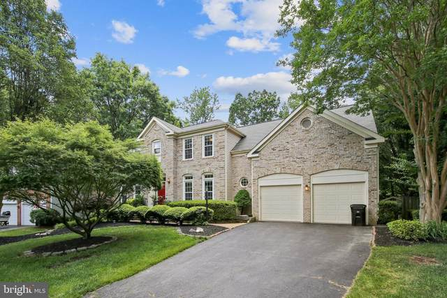8004 Hedgewood Court, FAIRFAX STATION, VA 22039 (#VAFX1135090) :: RE/MAX Cornerstone Realty