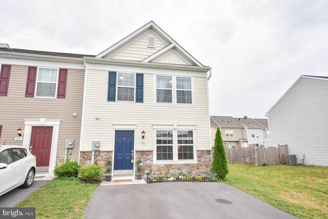 54 Fast View Drive, MARTINSBURG, WV 25404 (#WVBE177894) :: Keller Williams Flagship of Maryland