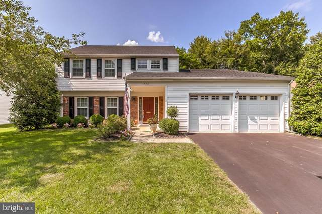 1432 Knights Bridge Turn, CROFTON, MD 21114 (#MDAA437338) :: The Riffle Group of Keller Williams Select Realtors