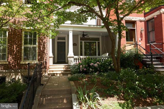 1435 R Street NW, WASHINGTON, DC 20009 (#DCDC473122) :: The Redux Group