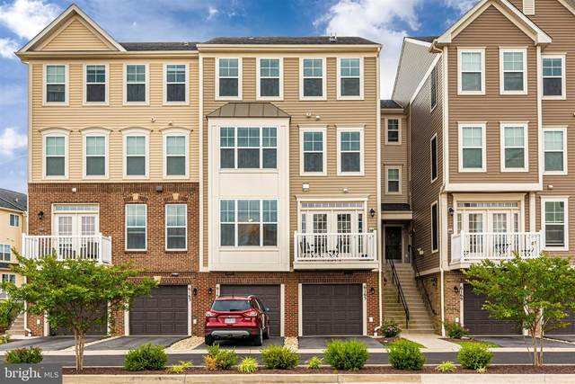 6165 Margarita Way, FREDERICK, MD 21703 (#MDFR265946) :: Network Realty Group