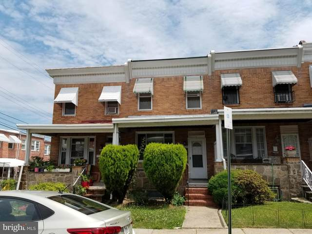 4419 Kavon Avenue, BALTIMORE, MD 21206 (#MDBA513708) :: Larson Fine Properties