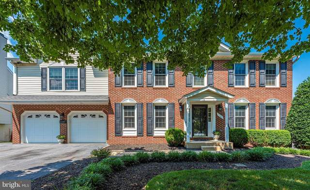1107 High Meadow Court, MOUNT AIRY, MD 21771 (#MDFR265950) :: Ultimate Selling Team